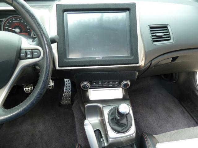 Honda Civic Tuning Interior
