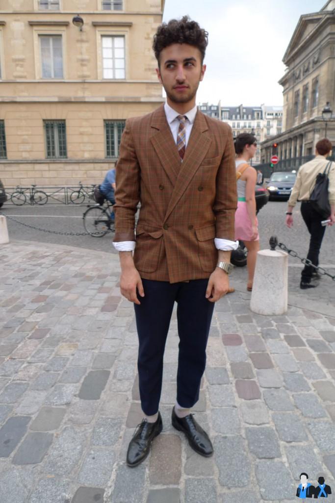 Lk magazine les blogs mode incontournables - Style parisien homme ...