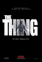 The Thing, remake, 2011, prequel, affiche, poster