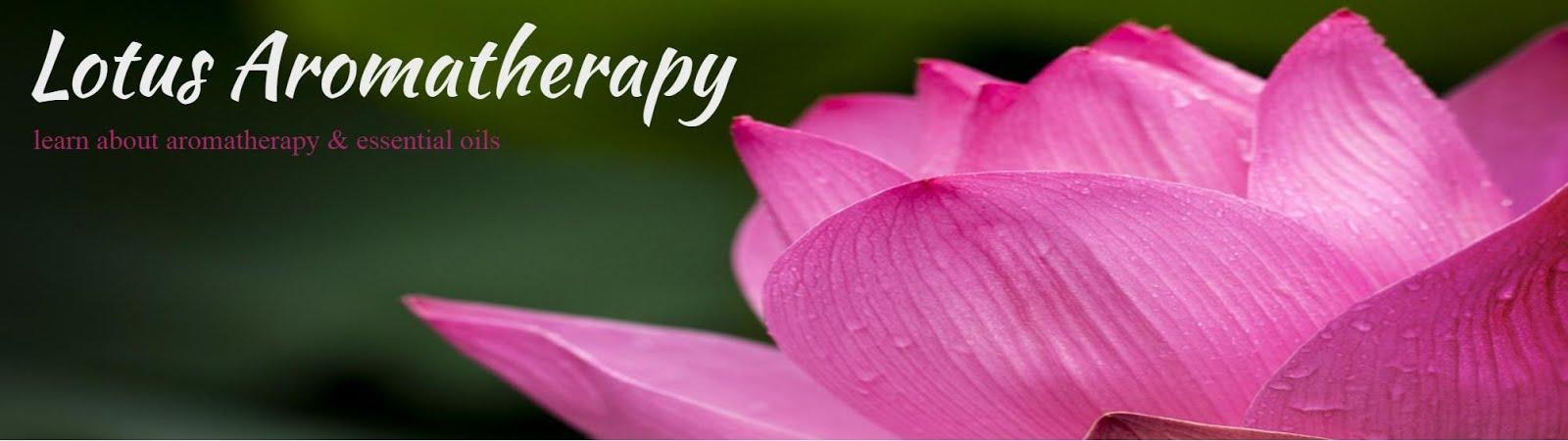 Lotus Aromatherapy