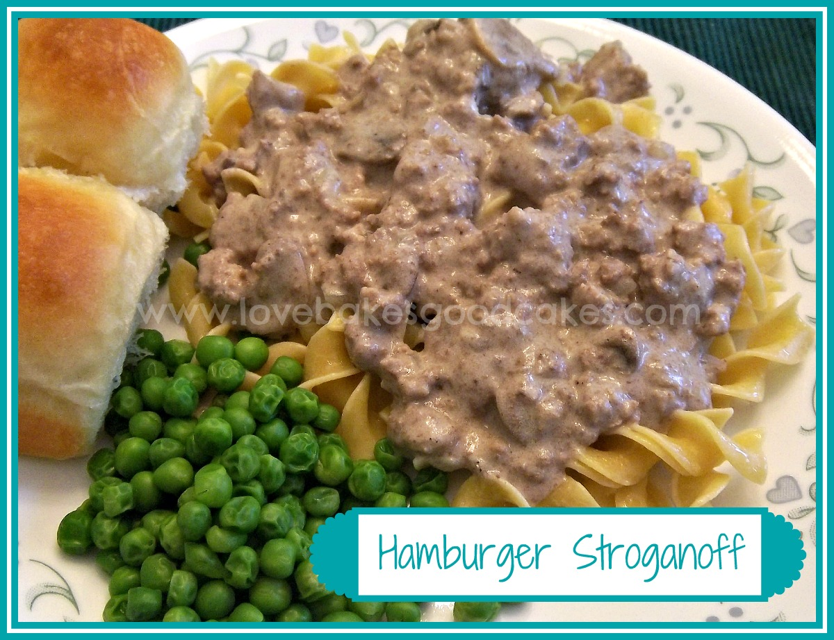 mushroom stroganoff soup improved mushroom stroganoff soup and the ...