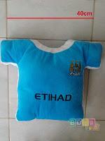 Bantal Manchester city FC