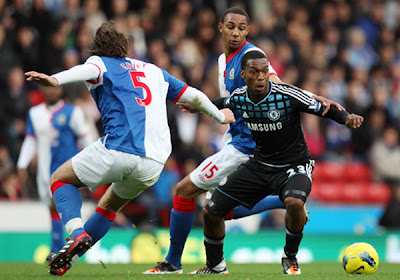 Blackburn Rovers 0 - 1 Chelsea (2)