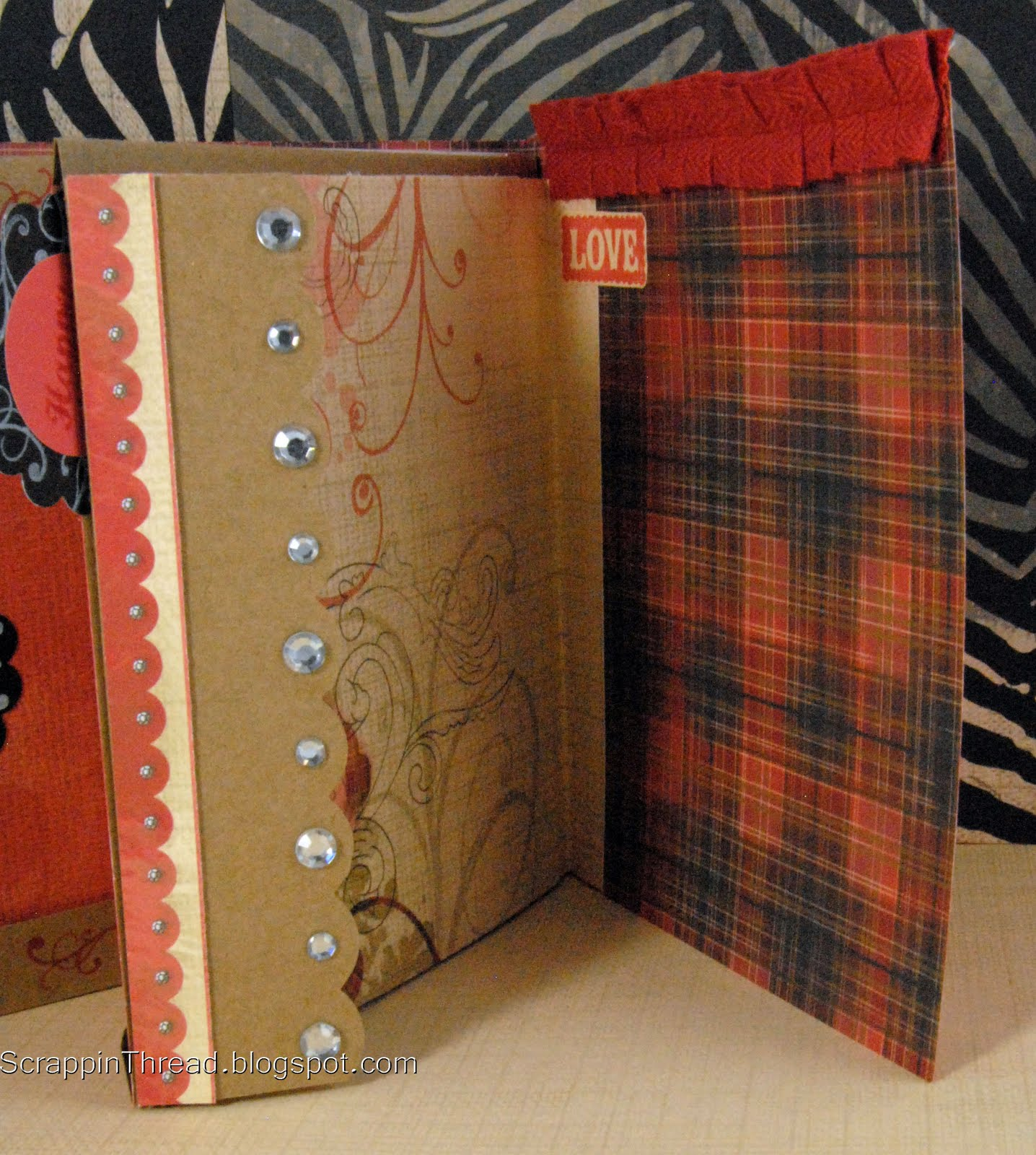 Inside Book Cover Paper : Paper and fiber arts kraft envelope book quot