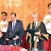 Justice Jawwad S Khawaja sworn in as Chief Justice of Pakistan.