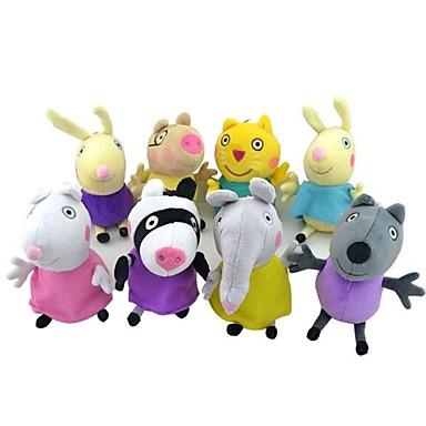 Familia de Animales Peppa Pig