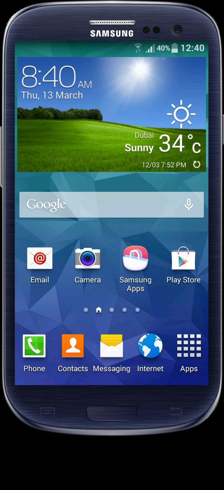 Android puerto rico apr launcher widget del tiempo for Widget tiempo android