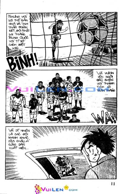 Jindodinho - Đường Dẫn Đến Khung Thành III Tập 57 page 11 Congtruyen24h