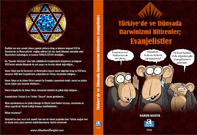 Türkiye'de ve Dünyada Darwinizmi Bitirenler;  Evanjelistler