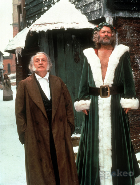 Yet Another Period Drama Blog: A Christmas Carol (1984) Review
