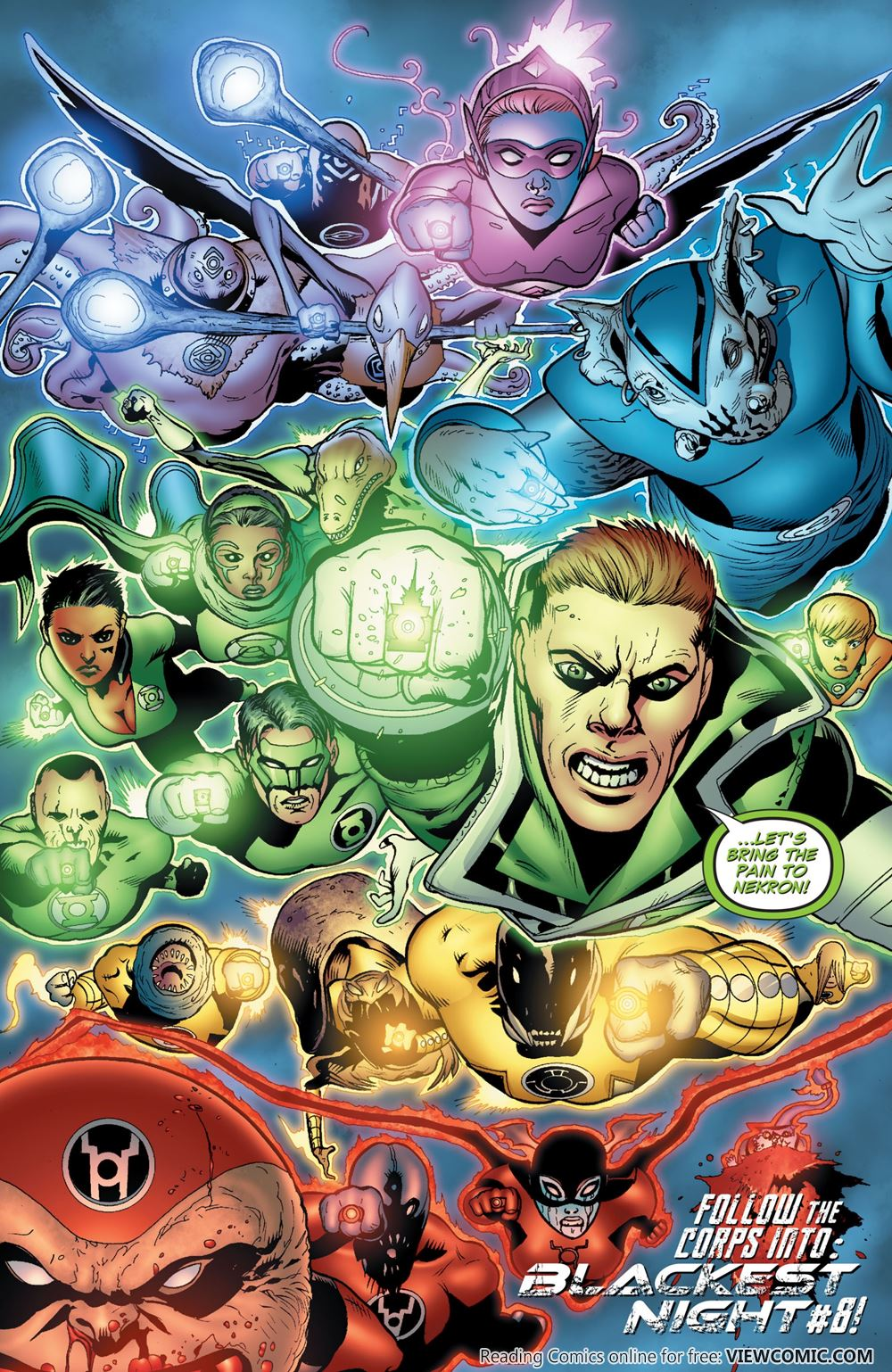 green lantern corps viewcomic reading comics for free