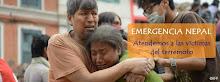 EMERGENCIA NEPAL: Ayúdanos a atender a las vícitmas
