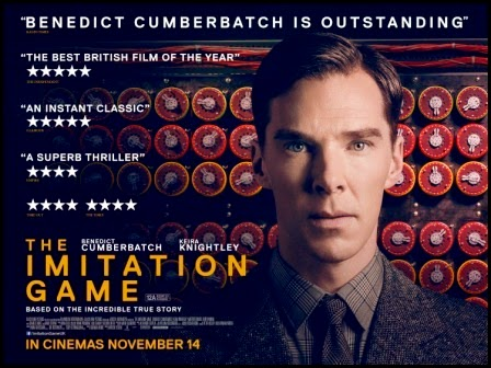 Póster de The Imitation Game (Morten Tyldum, 2014)