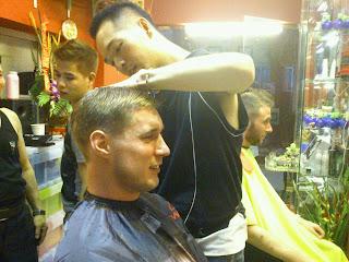 trung tâm dạy nghề cắt tóc nam nữ ép uốn nhuộm Korigami Hà Nội 0915804875