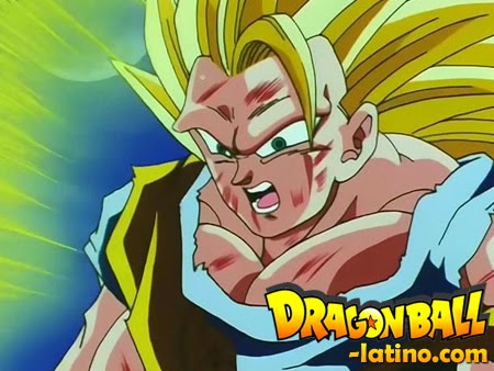 Dragon Ball Z capitulo 282