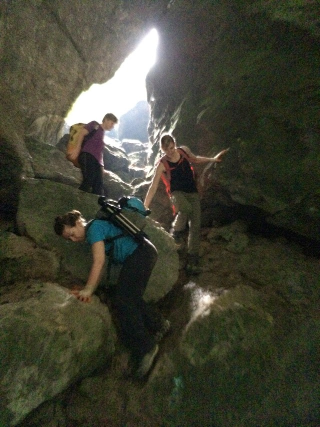 trekking Son Doong 17