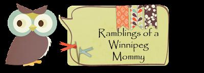 Ramblings of a Winnipeg Mommy