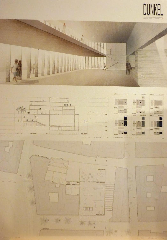 Dunkel es el proyecto ganador del Concurso de Ideas del Parque San ...