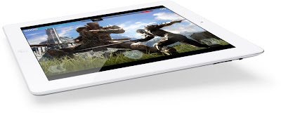 ipad 3,the new ipad
