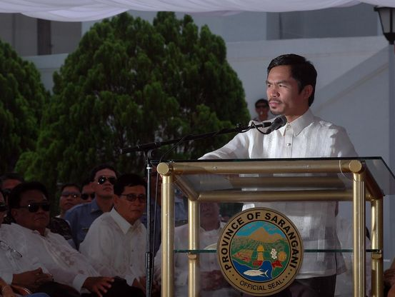 Cong. Manny Pacquiao Richest Philippines