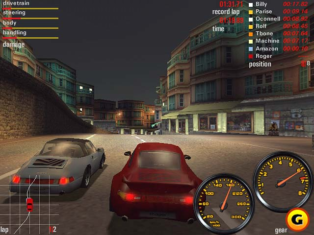 need for speed porsche unleashed v3.00