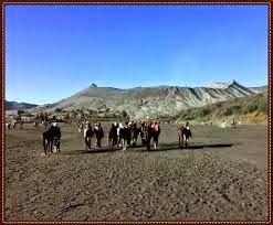 Status Gunung Bromo