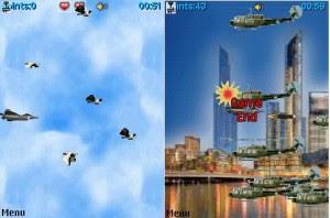 Jet Fighter para celular