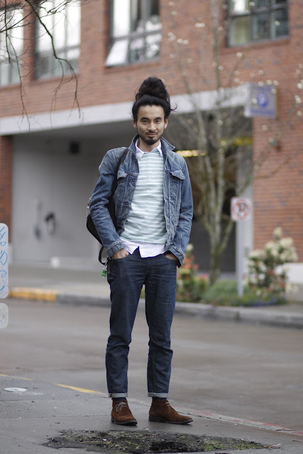 teppei Sato Photographer seattle street style fashion it's my darlin'