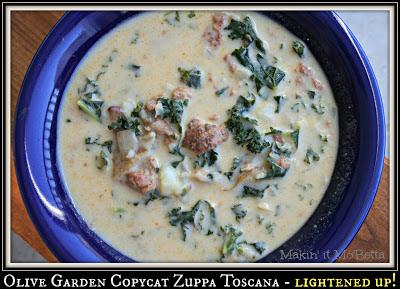 Olive Garden Copycat Zuppa Toscana