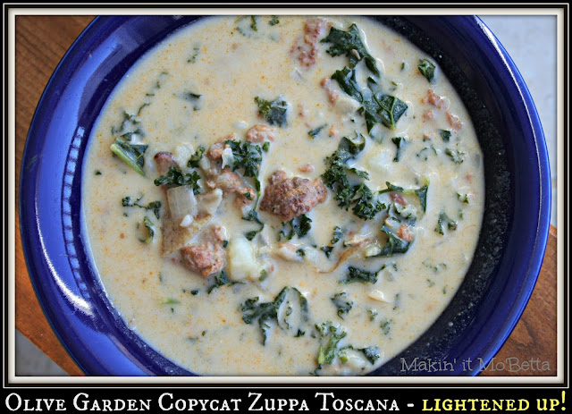 Olive Garden Copycat Zuppa Toscana