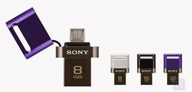 Sony Mobile Pendrives