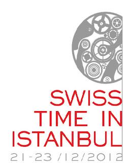 İsviçre saat markaları Sergisi Lütfi Kırdar