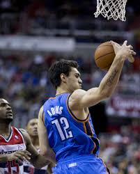 What is the height of Steven Adams?