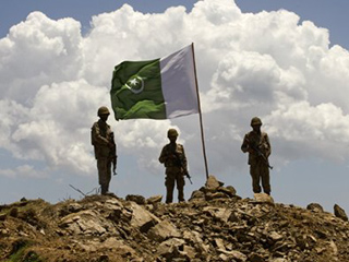 Pakistan Army Fresh Wallpapers 2013
