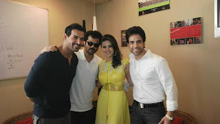 'Shootout At Wadala' promotion picture