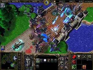 warcraft 3 frozen throne patch 124e no cd Full Free
