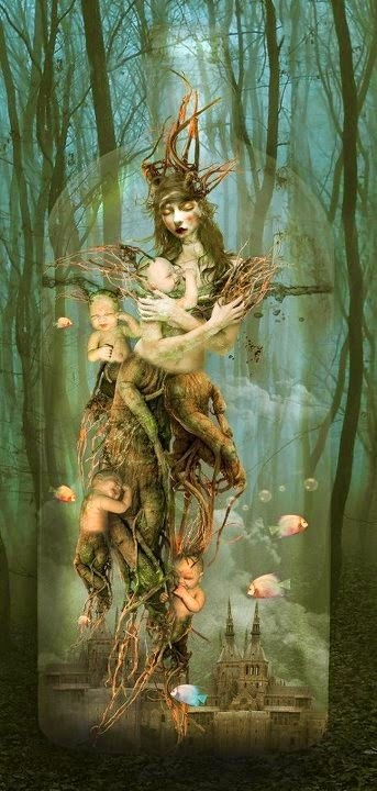 Mãe Gaia (Terra)