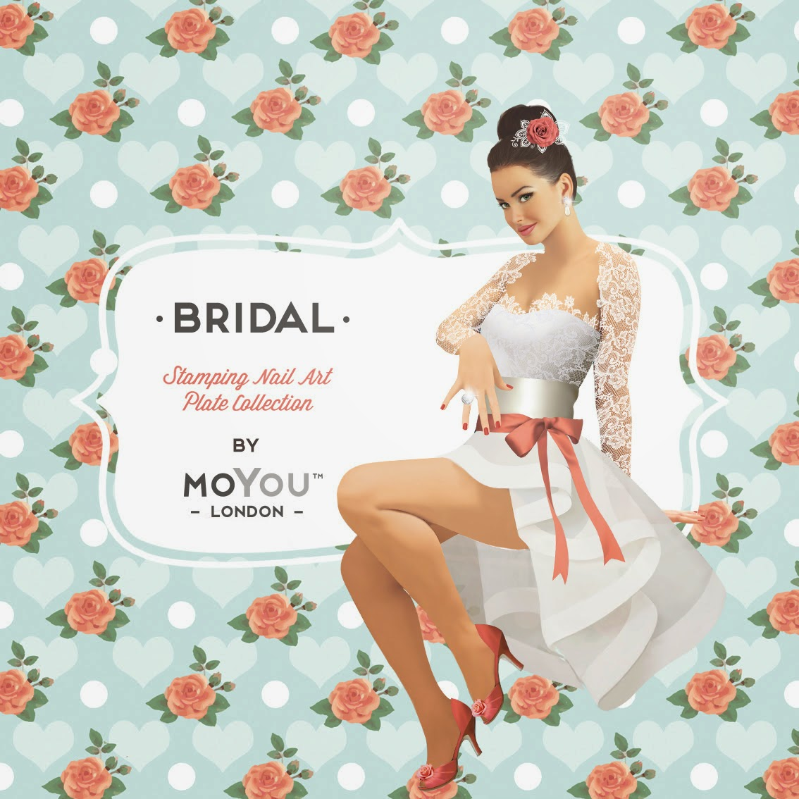 Lacquer Lockdown - MoYou London Bridal Collection