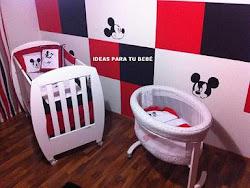 Modelos de habitaciones infantiles
