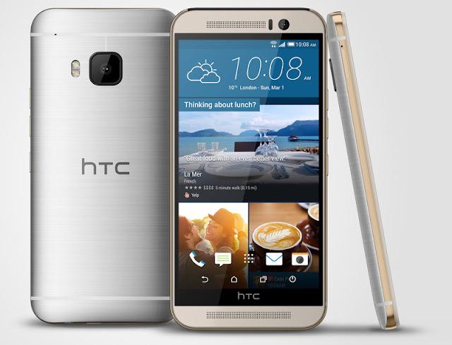 Spesifikasi dan Harga HTC One M9s Terbaru