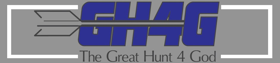 The Great Hunt for God
