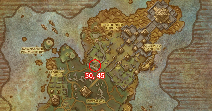 Pandaria raid location on the map outland raid locations for Terrace of the endless spring location