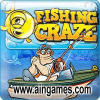Free Download Game Fishing Craze