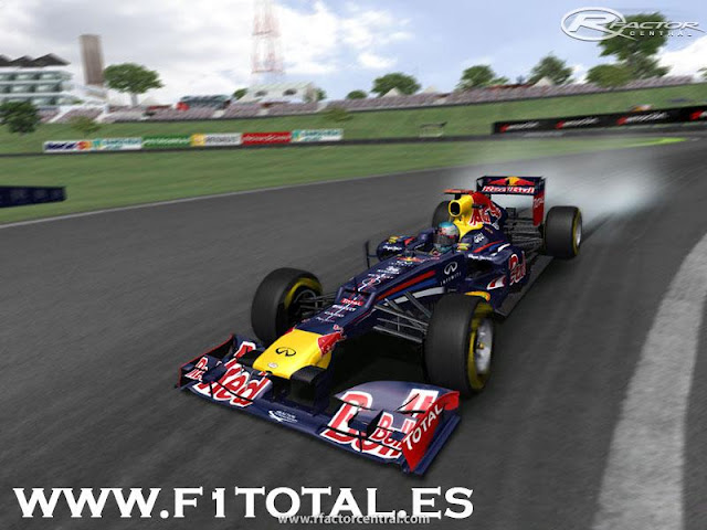 F1 2012 Redbull