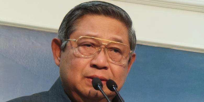 Presiden SBY Mengaku Berat Tanda Tangani UU Pilkada