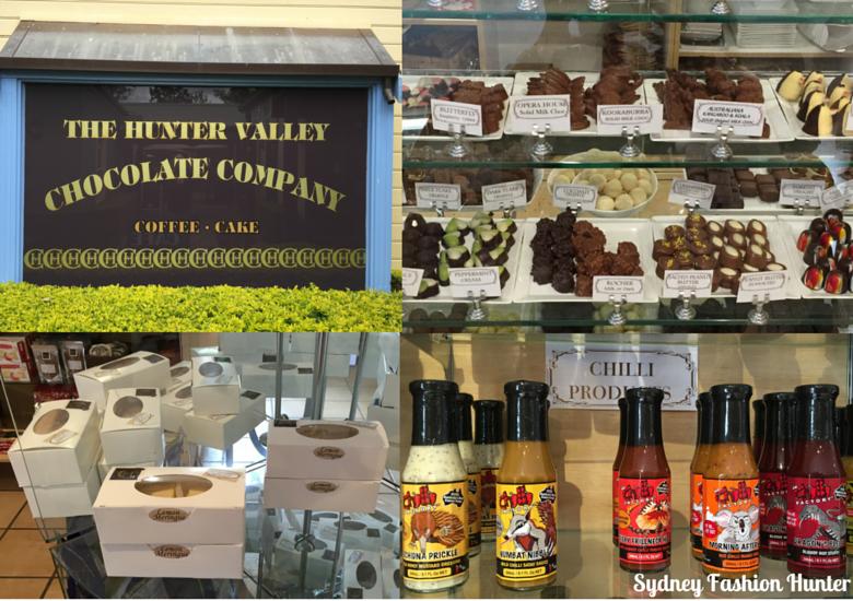 The Hunter Valley Chocolate Company
