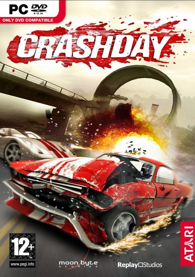 اقوى العاب التصدام والسباقات الرائعة Crashday 2014 كامة حصريا تحميل مباشر Crashday+2014