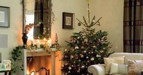 c mo decorar la sala en navidad living christmas natal