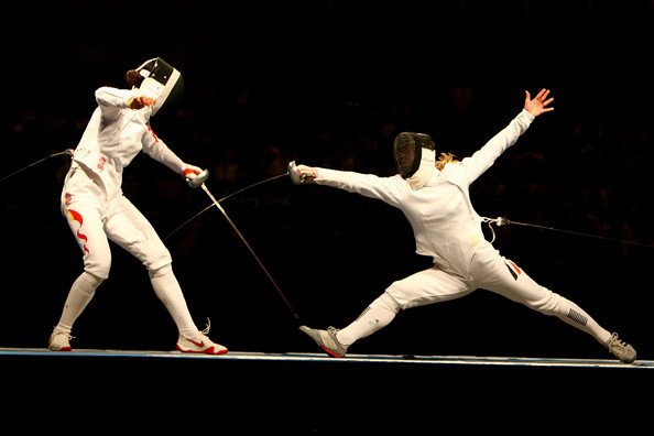 Mysteries of history the art of fencing the history girl for Ui offenbach