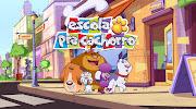 """Os fãs da trupe de cachorrinhos que estrela o desenho animado """"Escola pra . (escola turminha)"""